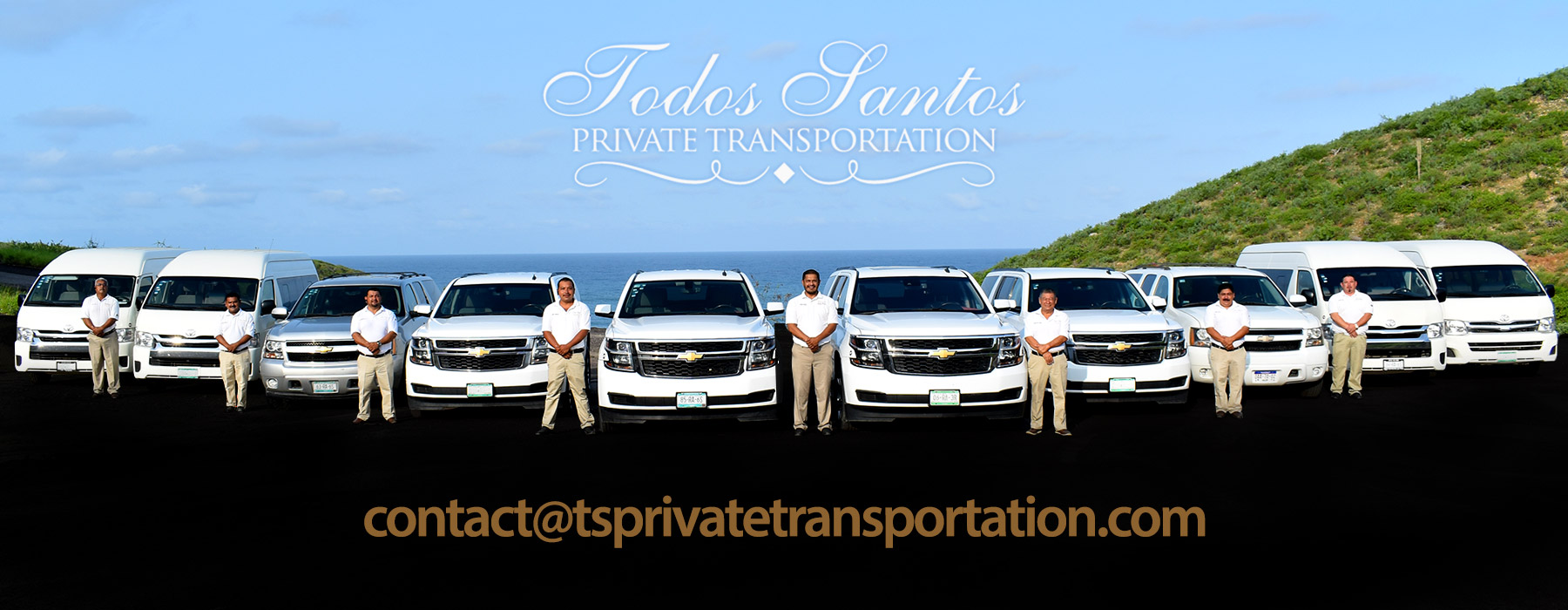 Todos Santos Private Transportation